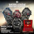 POLICE Justice League Heroes Box Limited Edition Watch Set (UK Exclusive)